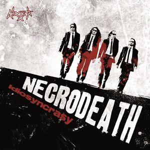 NECRODEATH - Idiosyncrasy - CD