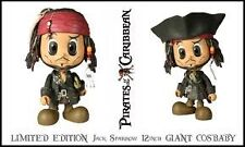 Hot Toys Pirates of the Carribean Jack Sparrow Giant Cosbaby