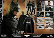 HOT TOYS 1/4 BATMAN BEGINS QS009 ACTION FIGURE DARK KNIGHT SIDESHOW TOY FAIR