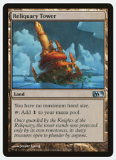 MTG X1: Reliquary Tower, Magic 2013, U, Moderate Play - FREE US SHIPPING!