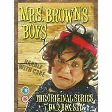Mrs Browns Boys Series 1-5 Complete Collection Seasons 1 2 3 4 5 6 7 UK R2 DVD