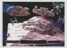 2015 Star Wars Illustrated: The Empire Strikes Back Purple Falcon's Escape 0c4