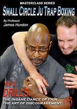 Small Circle Ju Trap Boxing Vol.3 - Drills Ju-Jitsu Kampfsport DVD James Hundon