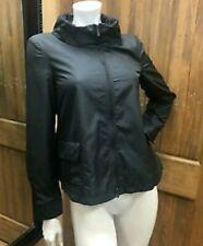 Armani Jacket Collezioni Womens size 8 Polyester Coat windbreaker  Rain
