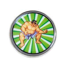Genuine Capcom Street Fighter E Honda Badge Pin Badge Gift Video Game Gaming