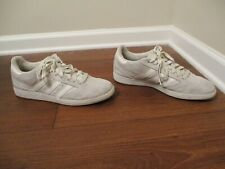 Used Worn Size 12 Adidas Busenitz Shoes Sail & Whte