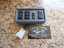 84-89 TOYOTA PICKUP 4RUNNER GRAY MASTER POWER WINDOW SWITCH YOTA YARD