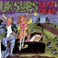 UK Subs - Left For Dead (Remastered)  CD  23 Tracks  Alternative Rock  New