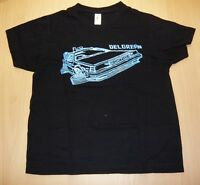 T-Shirt Zurück in die Zukunft Delorean Print Gr 134-140  T-Shirt - Topzustand