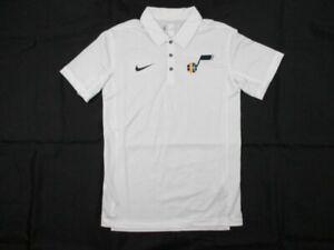 Nike Polo Shirt 's White Dri-Fit NEW Multiple Sizes