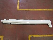 VOLVO C30 2010-12 OFFSIDE SILL TRIM (614 ICE WHITE SOLID R-DESIGN)  #2795V/U