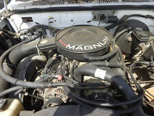 Engine 5.2 V8 318 Magnum Dodge Dakota Pick Up 91 92 93 94