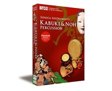 FXpansion BFD Kabuki & Noh Percussion Expansion Pack
