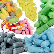 More details for coloured ecoflo quality biodegradable loose void fill packing peanuts
