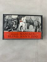 10,000 Maniacs, Blind Man's Zoo, Cassette Tape Rare Mfd For BMG Direct Marketing