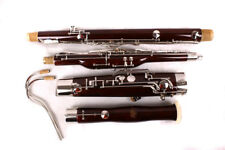 Yinfente Bassoon C tone 26 keys Great Maple+Fine quality Free Pull rod Case