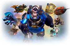 2017 BlizzCon Virtual Ticket In-Game Goodies Digital Code