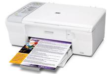 HP deskjet F4280 All In One printer. -Works great, needs ink.