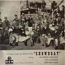 """V/A - Selections From The MGM Film Showboat (10"""" LP) (EX/G)"""