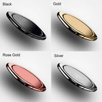 NEW Universal Metal Bracket Rotation Finger Ring Phone Stand Car Mount Magnetic