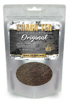 Siberian Chaga Mushroom Loose Tea Wild Harvested and Hand Picked Natural Product