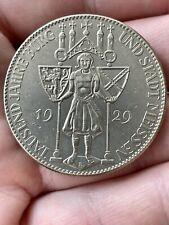 5 Reichsmark 1929  Meissen Beschreibung Lesen