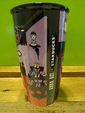 STARBUCKS Tumblers - (Anna Sui Double-Wall Ceramic Mug) - Limited Edition