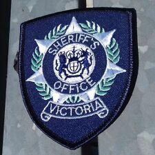 "Victoria Sheriff's Office Australia Police Law Enforcement 3.75"" Patch"