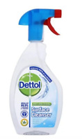 NEW Dettol Antibacterial Disinfectant Multipurpose Surface Cleaner Spray 750 mls