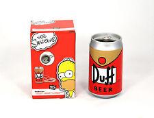 The Simpsons Duff Beer Musikbox Musicbox Lautsprecherbox Bierdose 12cm USB