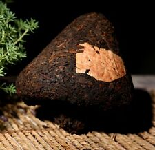2006yr Yunnan Mushroom shape Aged Pu-erh Tea cooked Cake, Chinese puer tuo 250g