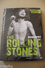 The Rolling Stones - Biography - DVD - POLISH RELEASE