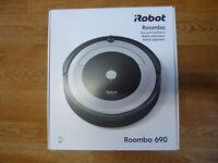iRobot Roomba 690 Robot Vacuum-Wi-Fi Connectivity, (Works with Amazon's Alexa)