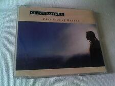 STEVE BOOKER - THIS SIDE OF HEAVEN - 1990 UK CD SINGLE