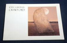 John Gardiner Crawford - Acrylic and Watercolor Paintings - Art Book 2000 SC