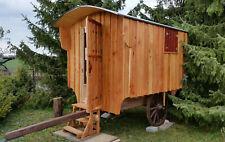 Schäferwagen Gartenhaus Ferienwohnung Reisewagen Zirkuswagen Waldarbeiterwagen