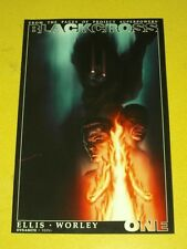 BLACKCROSS PROJECT SUPERPOWERS #1 DYNAMITE COMICS WORLEY VARIANT