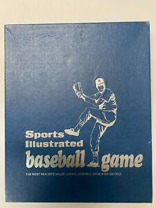 Sports Illustrated Baseball Game (1970)