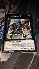 Gear Gigant X - SDGR-EN035 - Common - 1st Edition - M/NM Yugioh