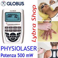 Globus PHYSIOLASER 500 Laser Salute Bellezza Terapia Biostimolante Potenza 500mW