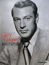 Gary Cooper Big Actor of The Sincerity Photo Book