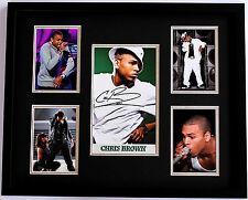 New Chris Brown Memorabilia
