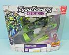 2004 Hasbro Transformers Cybertron Robots In Disguise Crumplezone  In Box  Rare