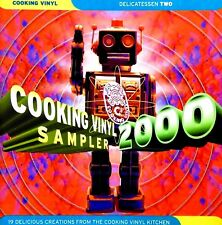 Cooking Vinyl Sampler 2000 (CD) LIKE NEW! Billy Bragg/XTC/The Church/Eddi Reader