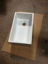 Barclay FS30 Fire Clay Apron Kitchen Sink White - New