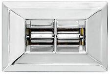 RestoParts Power Window Switch Square Corners 2-button 1971-1977 GTO Chevelle