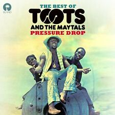 TOOTS AND & THE MAYTALS: PRESSURE DROP THE VERY BEST OF CD GREATEST HITS / NEW