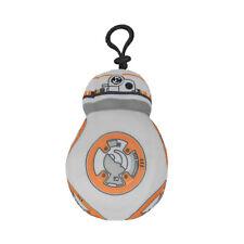 Disney Star Wars - Episode 7 BB8 To Go Plush Coin Clip Key Chain Toy Bag