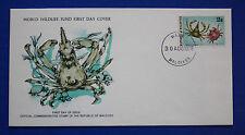 Maldives (763) 1978 Crabs & Lobsters - Huenia Proteus WWF FDC