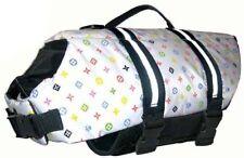 Dog Pet Vest Swimming Life Jacket Designer Bag Pattern Large Retriever Lab